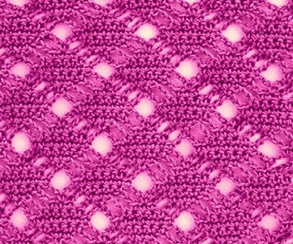 Crochet diamond dot check out the tutorial