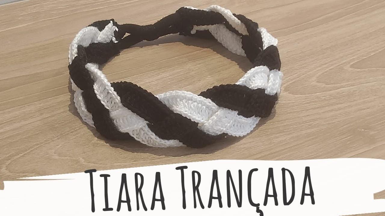 Tiara walkthrough in crochet